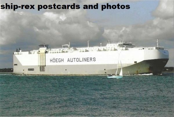 HOEGH AMERICA (Hoegh Autoliners) photo